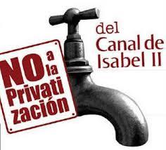 Privatización del agua